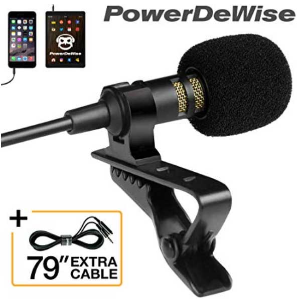buy a lavalier microphone