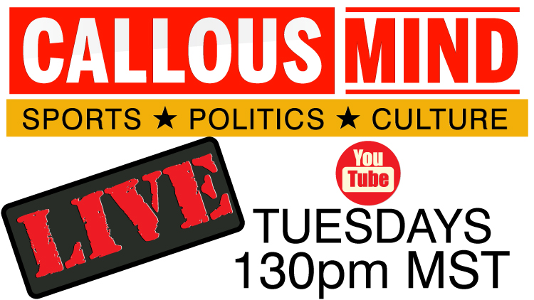 join me live Tuesday at 130PM Mountain Standard Time
